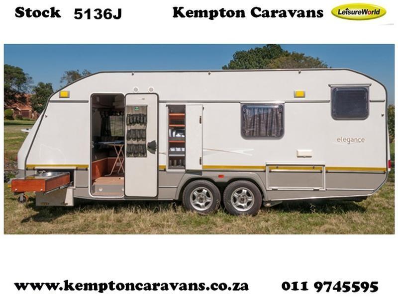 Caravan Jurgens Elegance KC:5136J ID