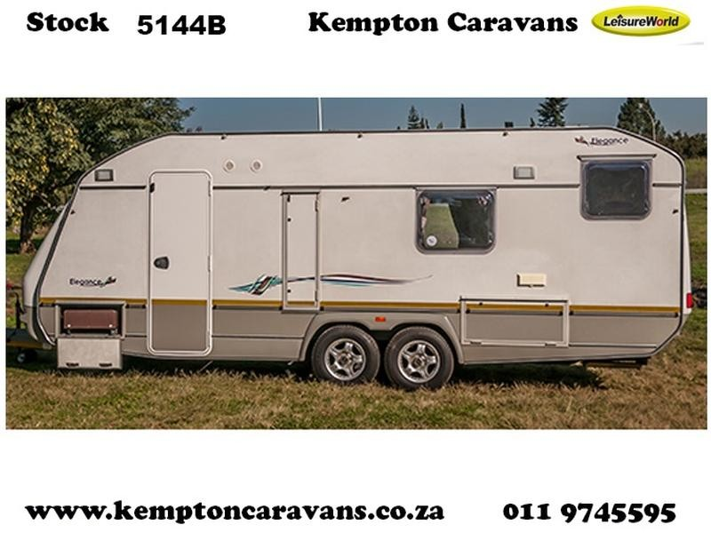 Caravan Jurgens Elegance KC:5144B ID