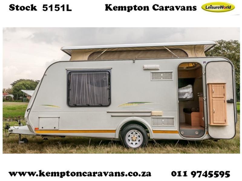 Caravan Gypsey Romany KC:5151L ID