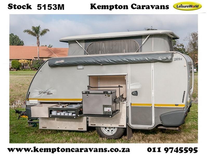 Caravan Sprite Tourer SP KC:5153M ID