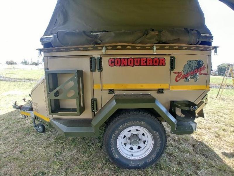 Trailer Conqueror Courage KC:4970M ID