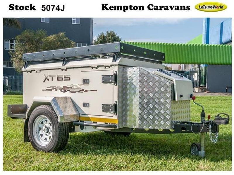 Trailer Jurgens Safari XT 65 KC:5074J ID