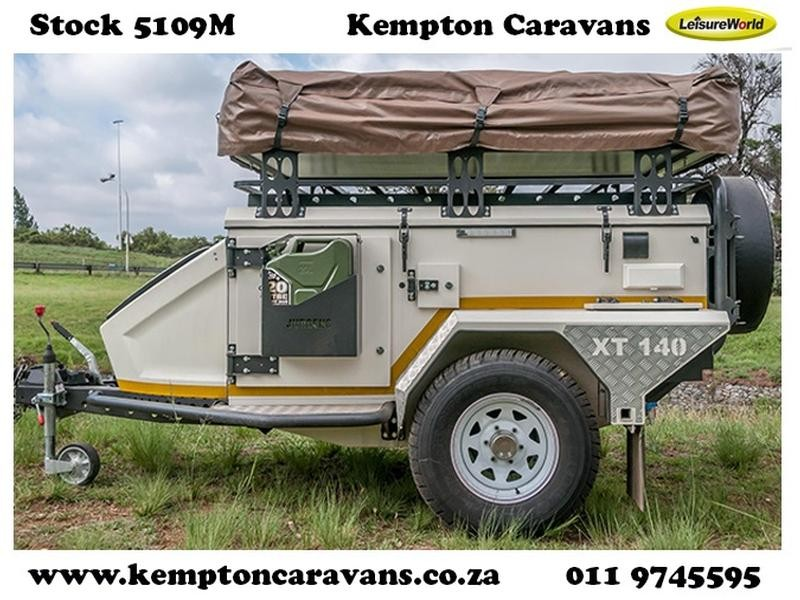 Trailer Jurgens Safari XT 140 KC:5109M ID