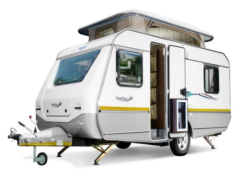 Caravan Jurgens Fleetline KC:N0006 ID