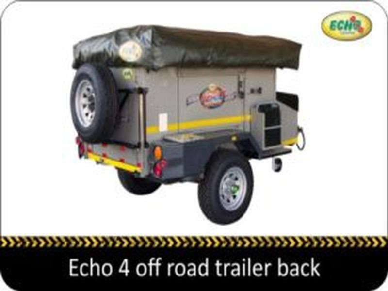 Trailer Echo 4x4 Echo 4 KC:N0033 ID