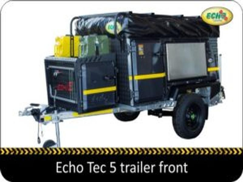 Trailer Echo 4x4 Echo 5 Tec KC:N0034 ID