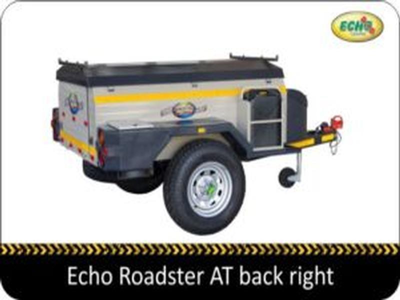 Trailer Echo 4x4 Roadster A/T KC:N0035 ID