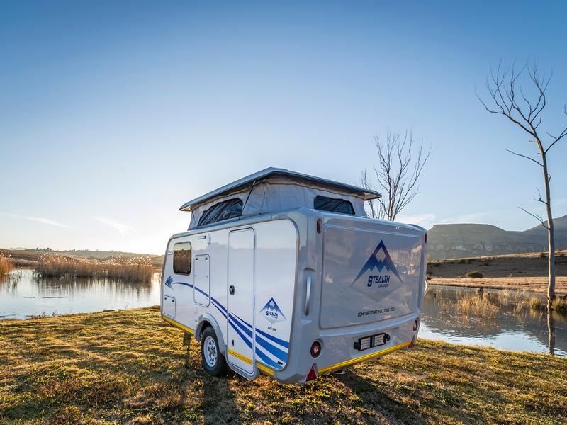 Caravan Stealth Evo XR6 533 KC:N0040 ID
