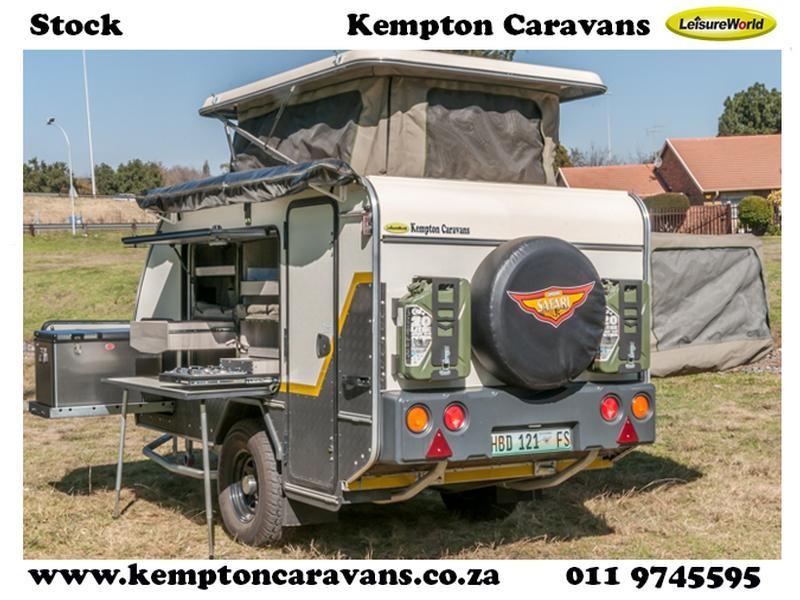 Caravan Jurgens Safari Xcape KC:5166G ID