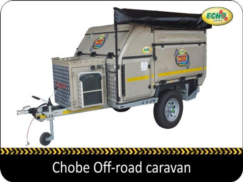 Caravan Echo Chobe 1 KC:VS0001 ID