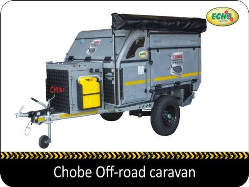Caravan Echo Chobe Tec 1 KC:VS0003 ID