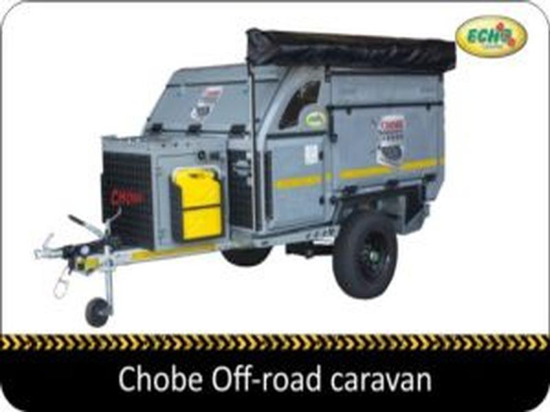 Caravan Echo Chobe Tec 2 KC:VS0004 ID