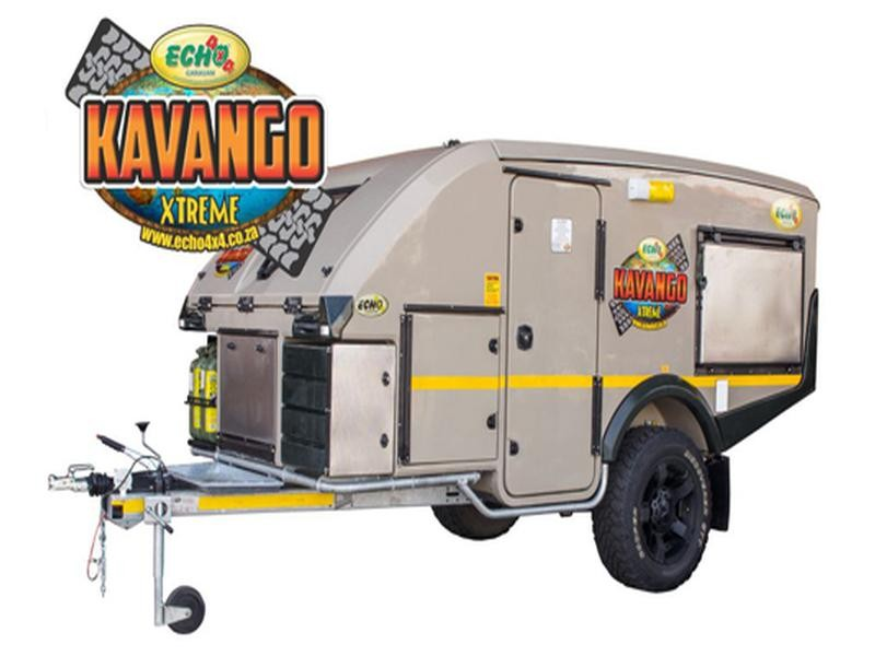 Caravan Echo Kavango KC:VS0005 ID