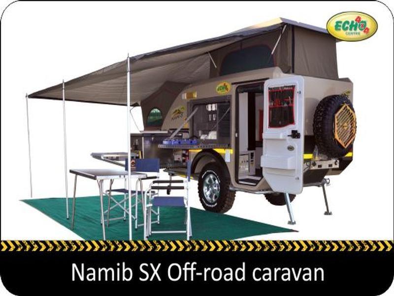 Caravan Echo Namib KC:VS0007 ID