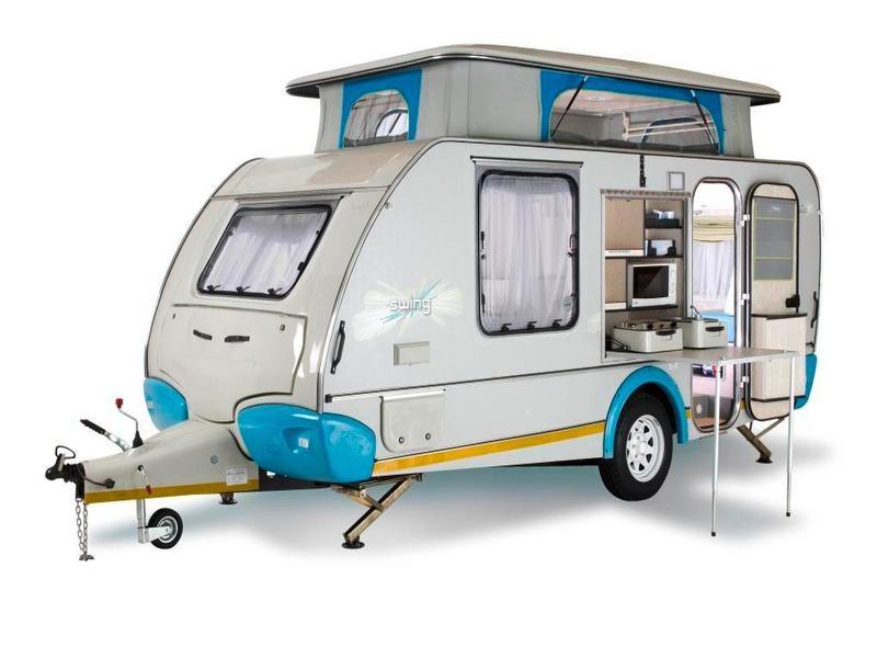 Caravan Sprite Swing KC:VS0018 ID