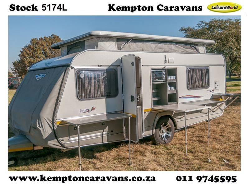 Caravan Jurgens Penta KC:5174L ID