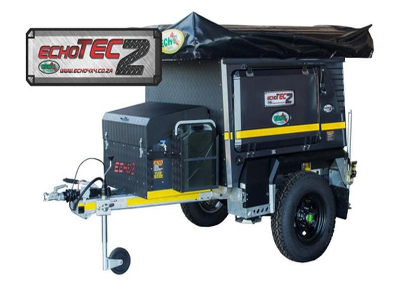 Trailer Echo 4x4 Echo 2 Tec KC:VS0024 ID