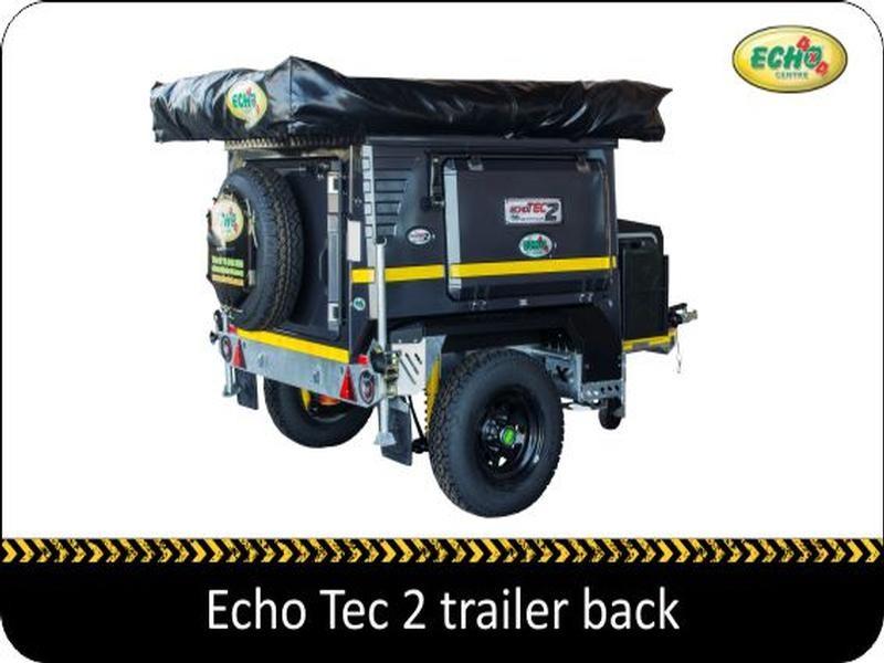 Trailer Echo 4x4 Echo 2 Tec KC:VS0024 ID