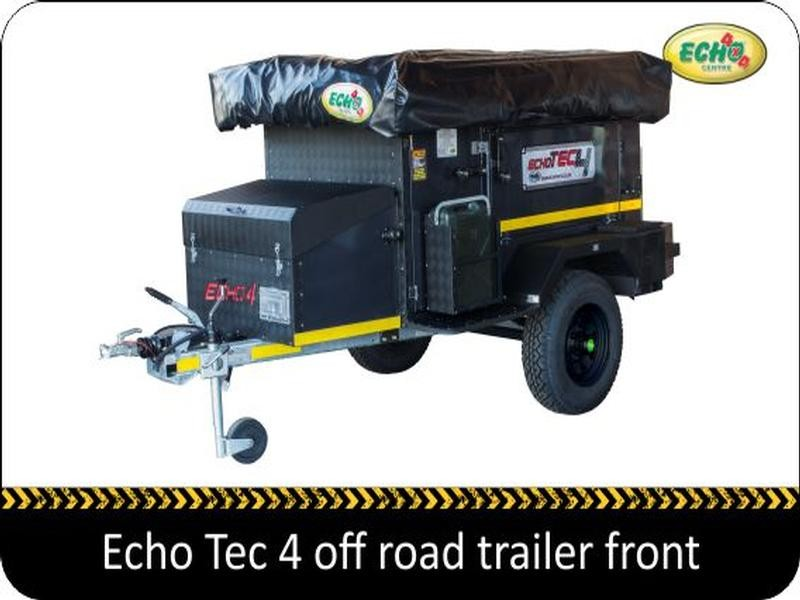 Trailer Echo 4x4 Echo 4 Tec KC:VS0027 ID