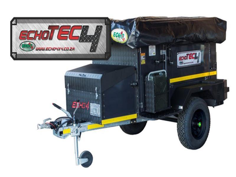 Trailer Echo 4x4 Echo 4 Tec KC:VS0027 ID