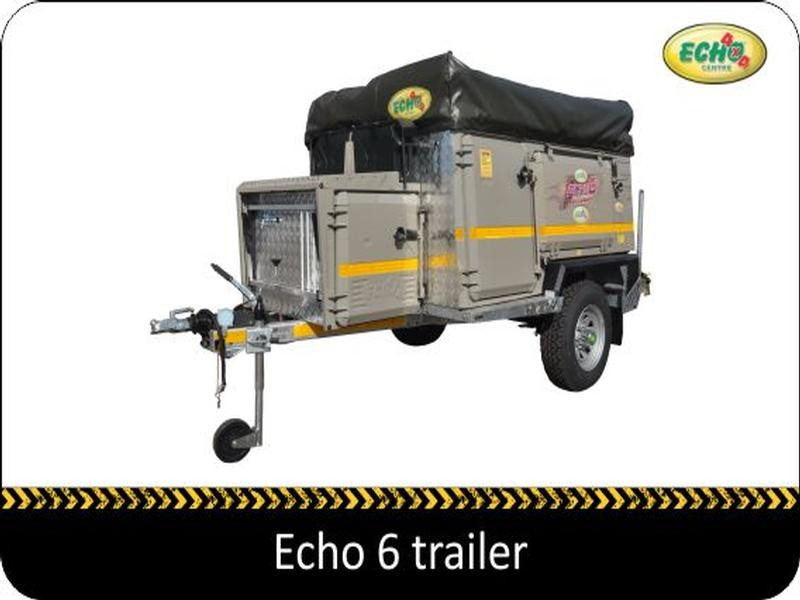 Trailer Echo 4x4 Echo 5 KC:VS0028 ID
