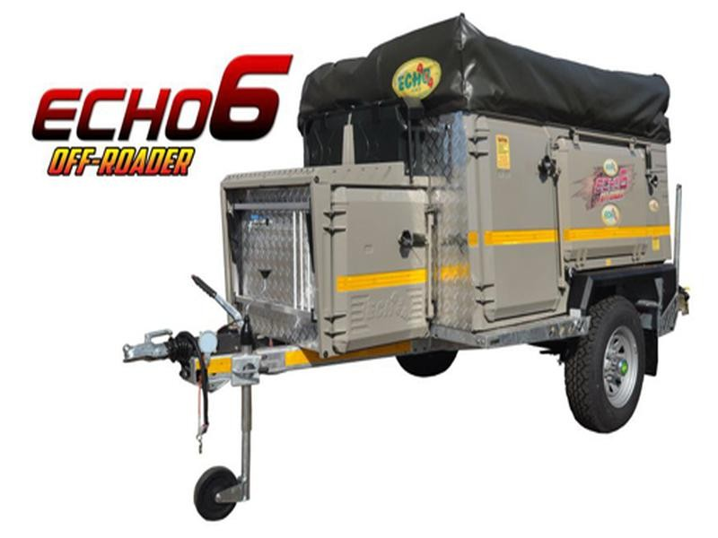 Trailer Echo 4x4 Echo 6 KC:VS0030 ID