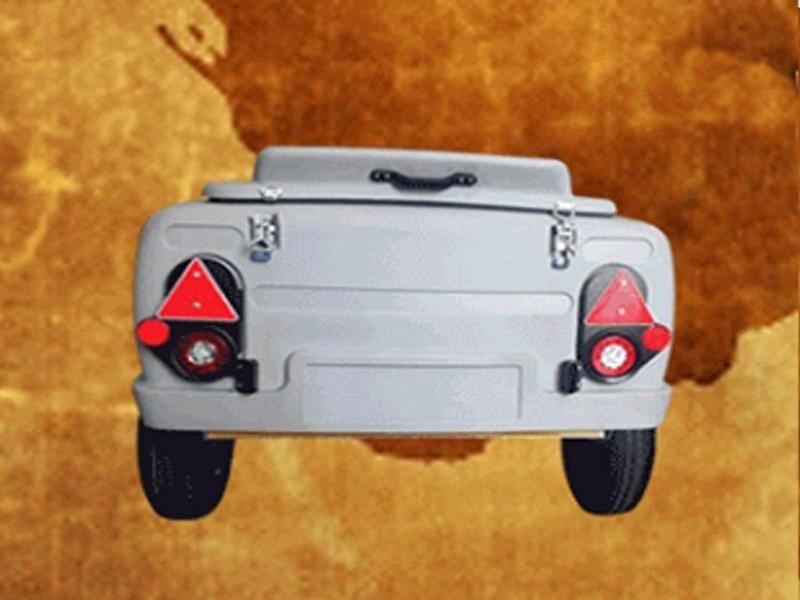 Trailer Echo 4x4 Space Bug KC:VS0033 ID