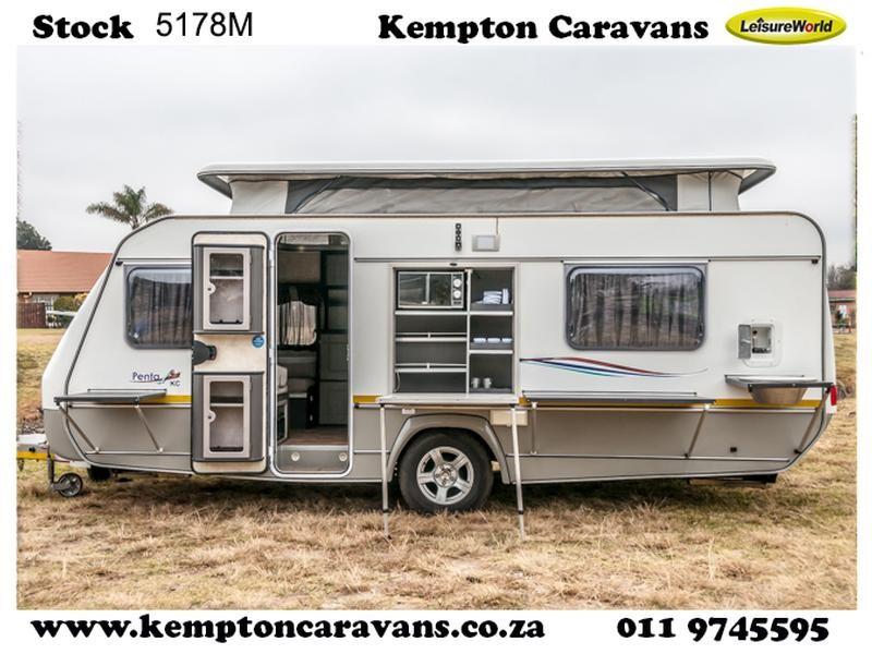 Caravan Jurgens Penta KC:5178M ID