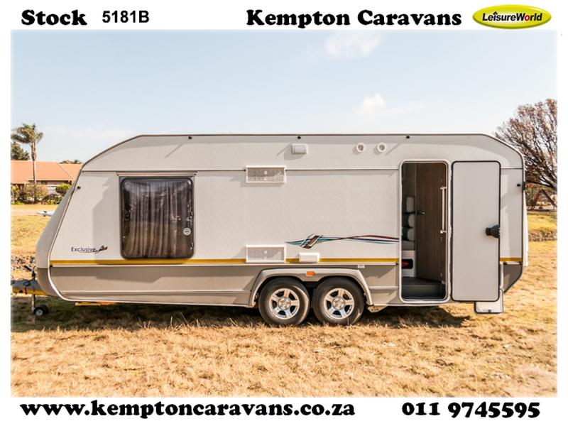 Caravan Jurgens Exclusive KC:5181B ID