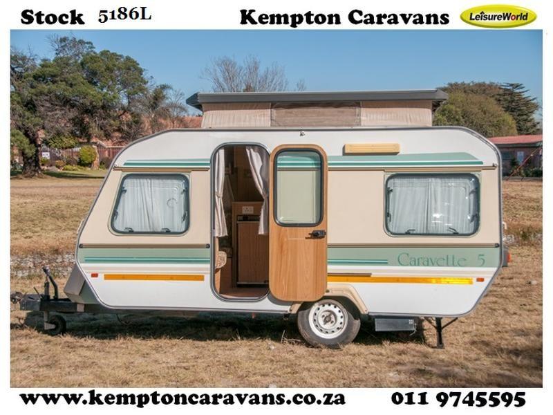 Caravan Gypsey Caravette 5 KC:5186L ID