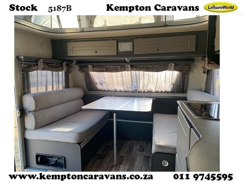 Caravan Jurgens Penta KC:5187B ID
