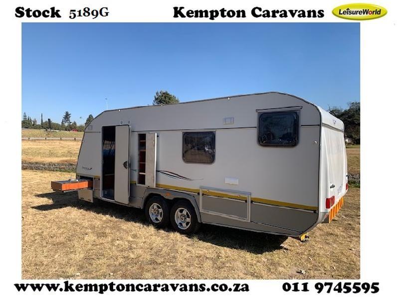 Caravan Jurgens Elegance KC:5189G ID