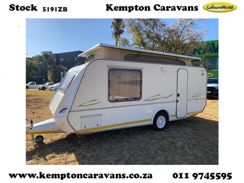Caravan Gypsey Regal KC:5191ZB ID