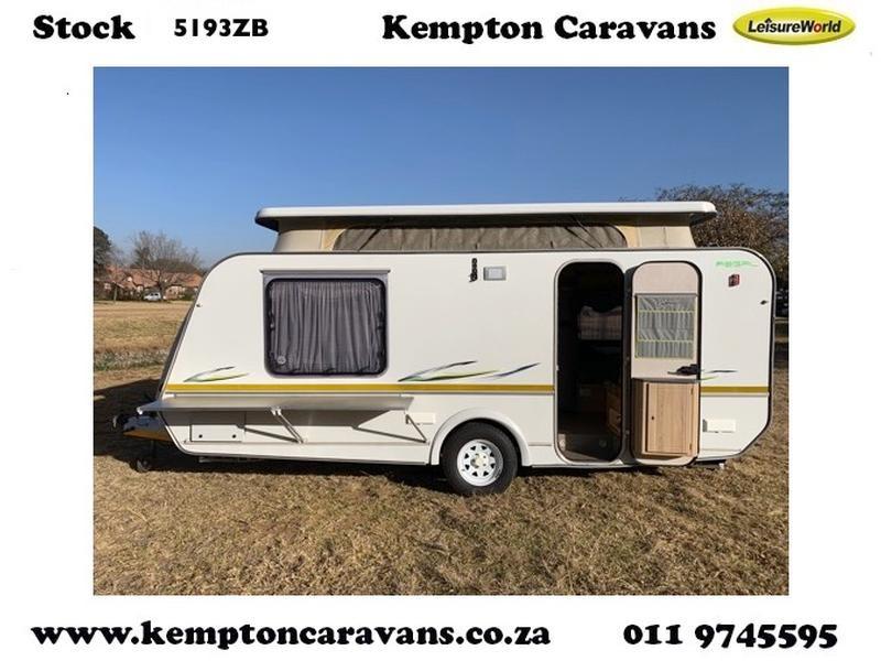 Caravan Gypsey Regal KC:5193ZB ID
