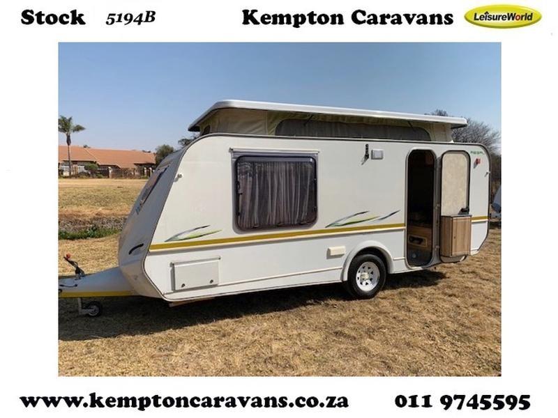 Caravan Gypsey Regal KC:5194B ID