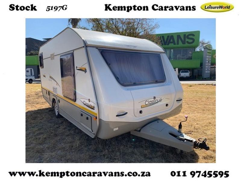 Caravan Jurgens Classique KC:5197G ID