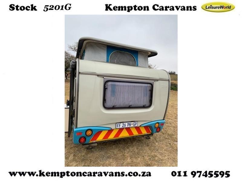 Caravan Sprite Swing KC:5201G ID