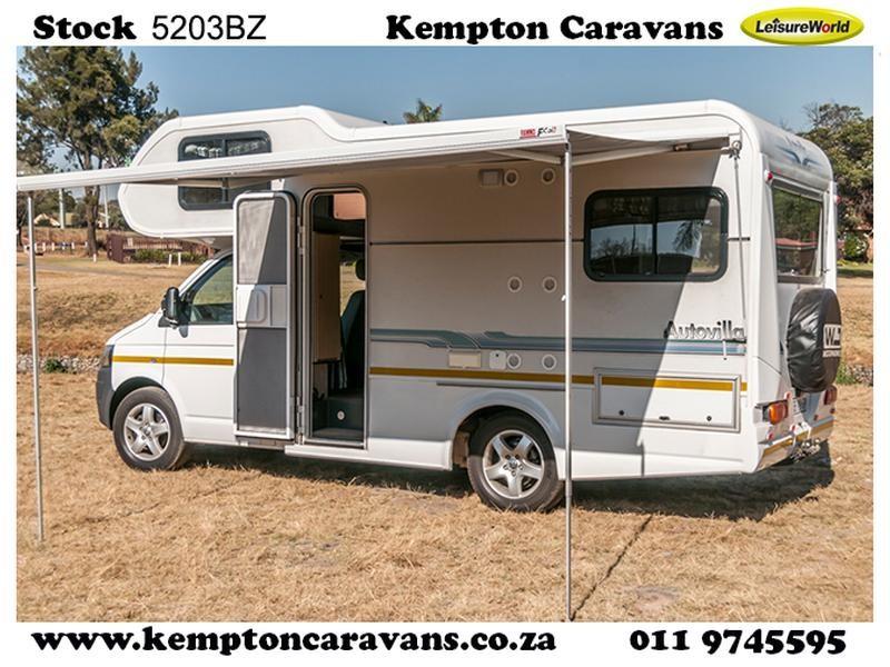 Caravan Jurgens Autovilla KC:5203BZ ID