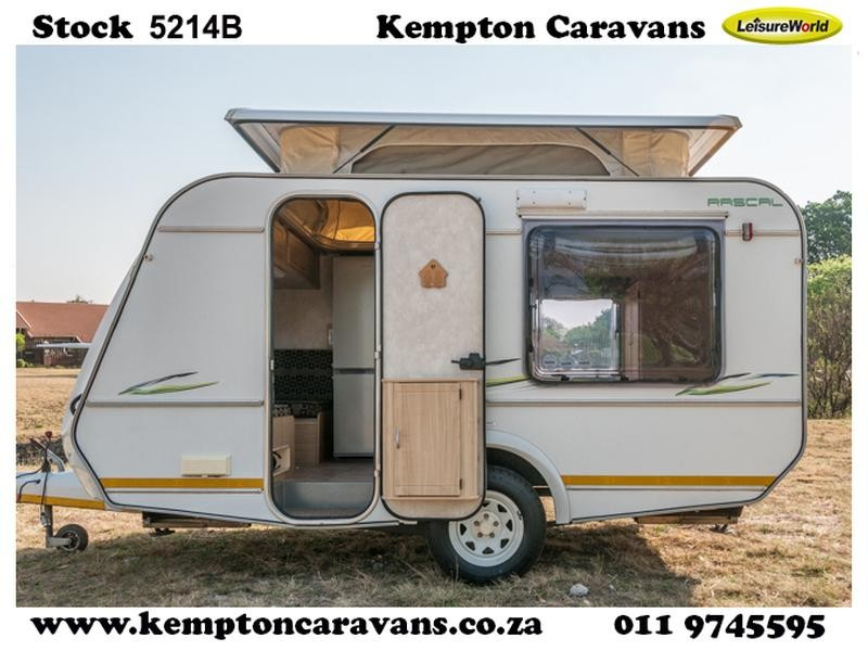Caravan Gypsey Rascal KC:5214B ID