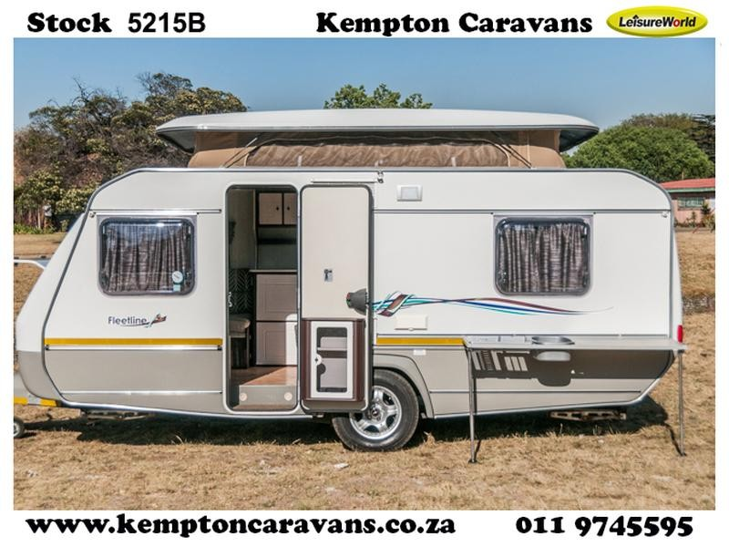 Caravan Jurgens Fleetline KC:5215B ID