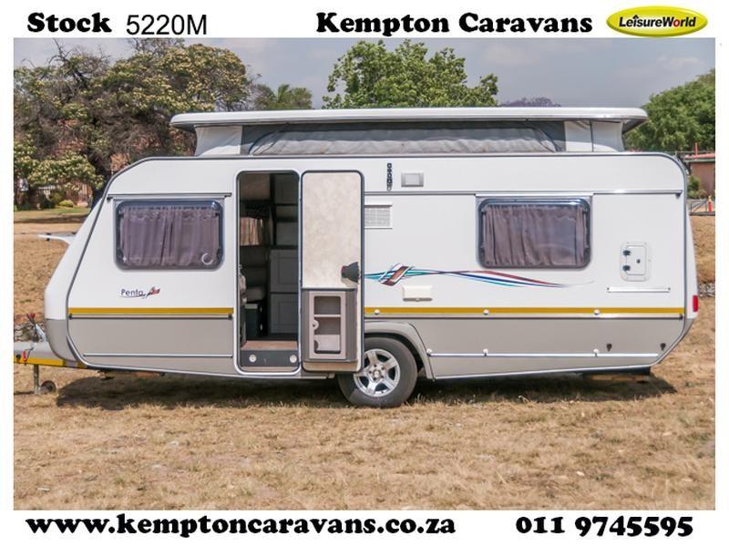 Caravan Jurgens Penta KC:5220M ID