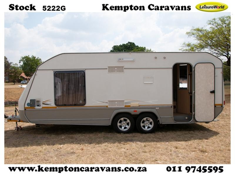 Caravan Jurgens Exclusive DE Lux KC:5222G ID