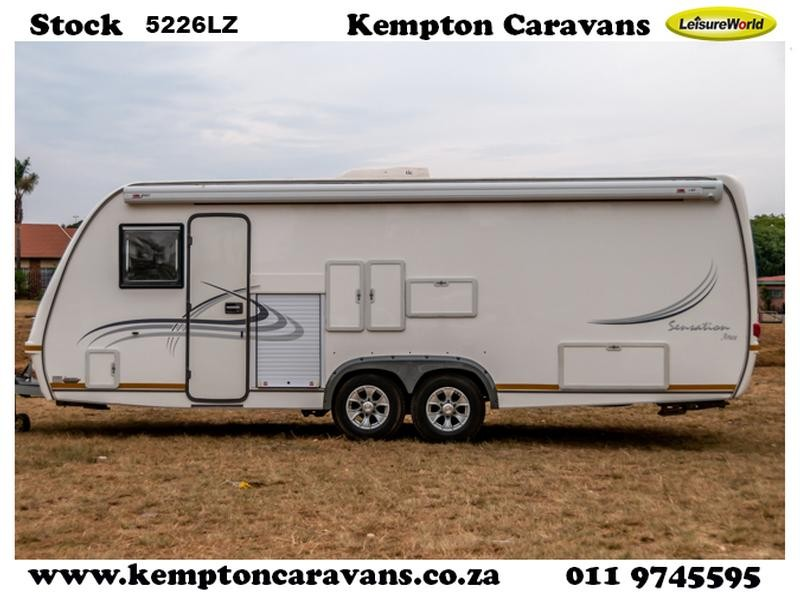 Caravan Sensation Anne KC:5226LZ ID