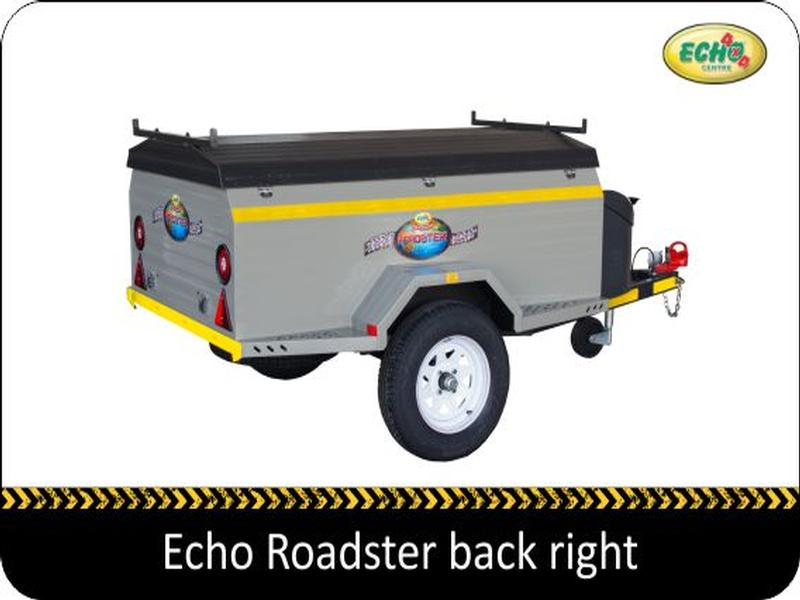 Trailer Echo 4x4 Roadster KC:N0094 ID