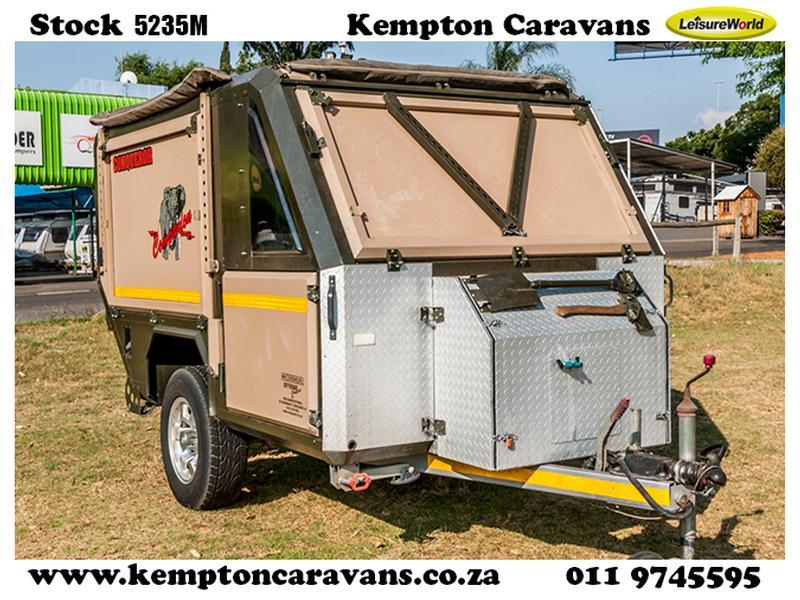 Caravan Conquerer Companion KC:5235M ID