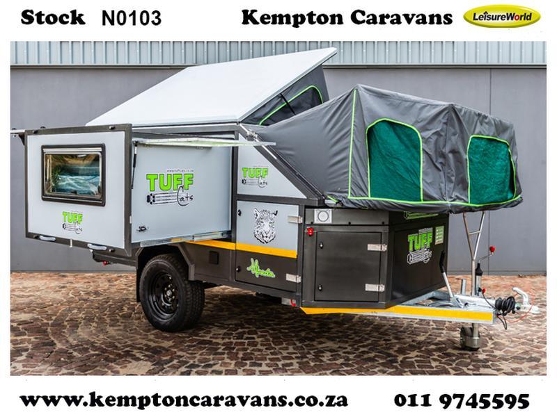 Caravan Tuff Cats Mbada KC:N0103 ID