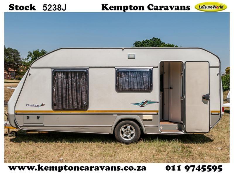 Caravan Jurgens Classique KC:5238J ID