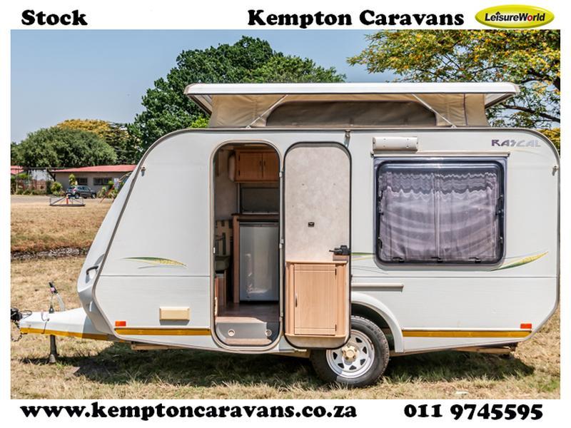 Caravan Gypsey Rascal KC:5237B ID