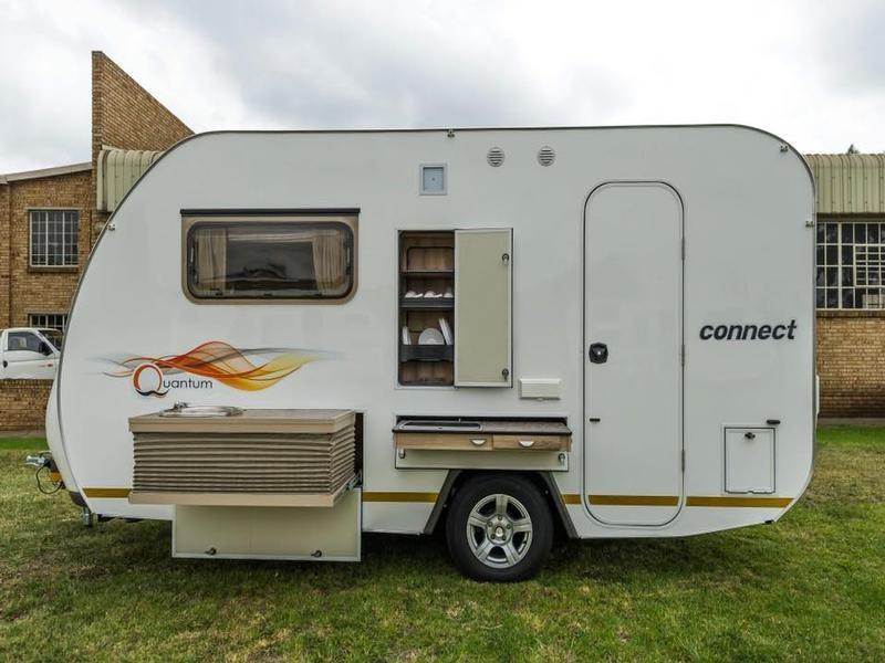 Caravan Quantum Connect KC:N0098 ID