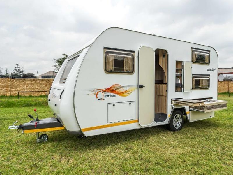 Caravan Quantum Comfort KC:N0091 ID